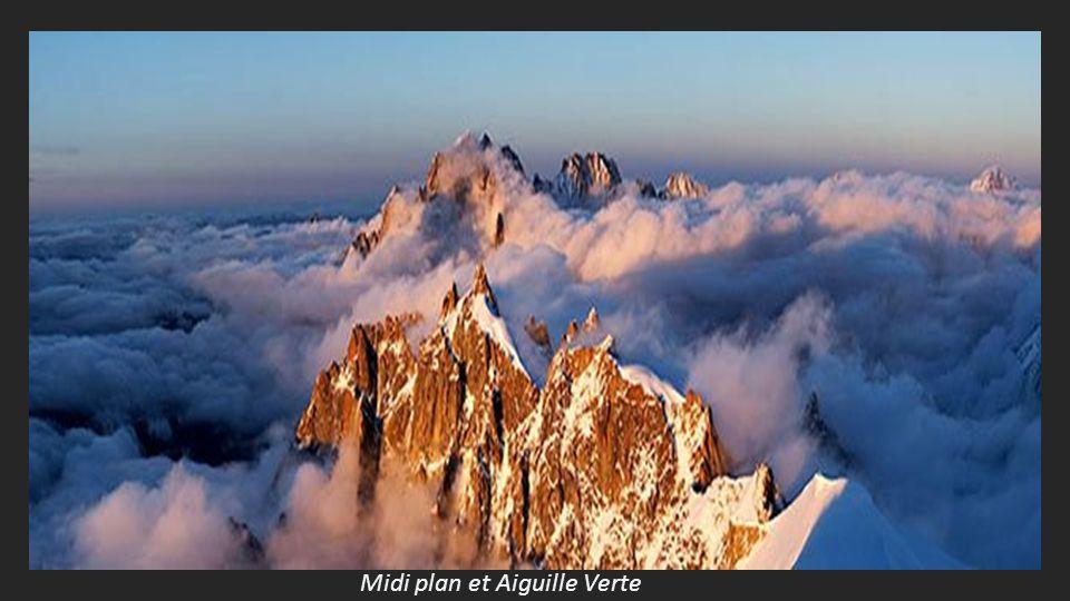 Mer de nuages sur le Massif