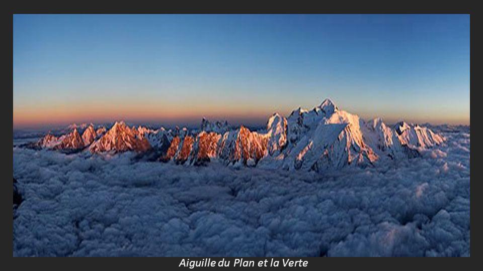 Danse des nuages à l Aiguille du Midi