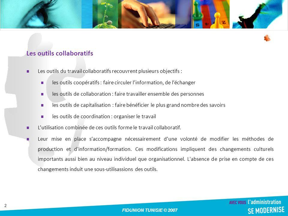 3 FIDUNION TUNISIE © 2007...A Bubble?