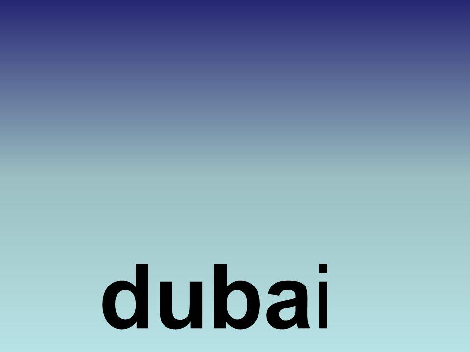 Les résidences Jumeirah (40 immeubles en construction)