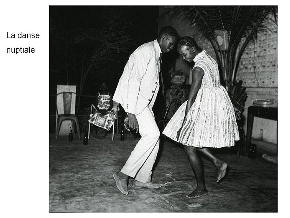 La danse nuptiale