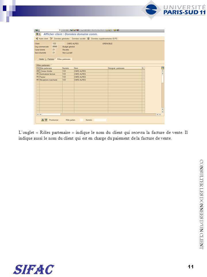 12 TRANSACTION VA01 Dans le champ « Type commande client », cliquer sur le matchcode puis sélectionner « ZCS ».