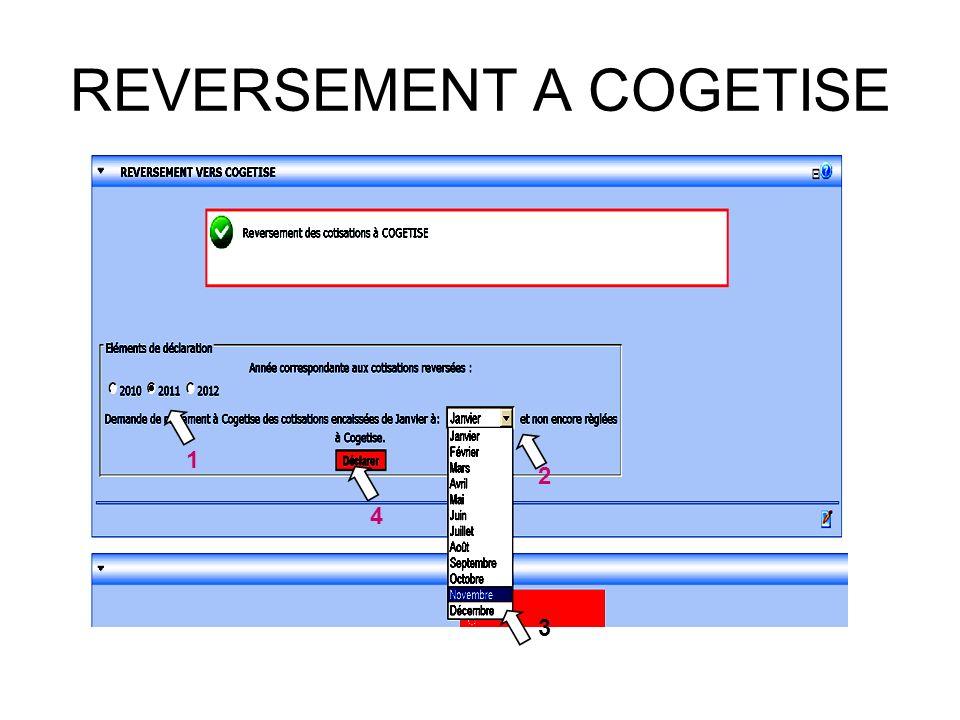 REVERSEMENT A COGETISE 1 2 3 4