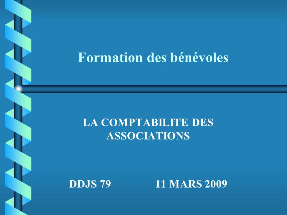 Le plan comptable associatif Compte de résultat Cest le résultat de lannée en cours (une année dexploitation)