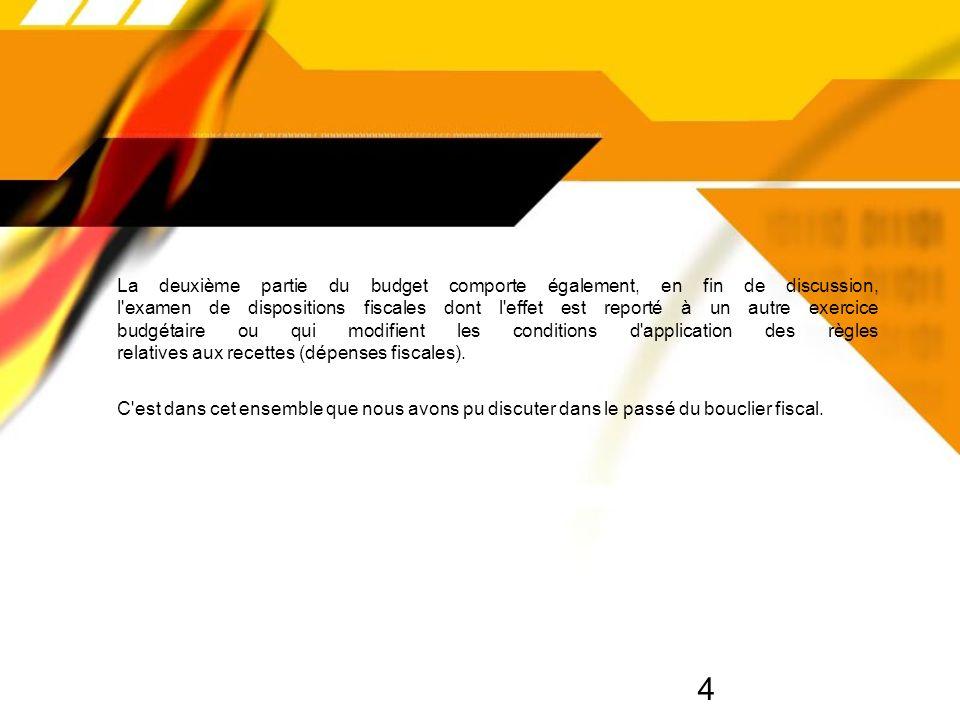 25 SECONDE PARTIE : LES OUVERTURES DE CRÉDITS Solidarité, insertion13,17 Mds Euros orientation : hausse « naturelle » Sport et jeunesse 0,46 Md Euros orientation : réduction Travail et emploi10,12 Mds Euros orientation : hausse « naturelle » Crédits par mission ministérielle