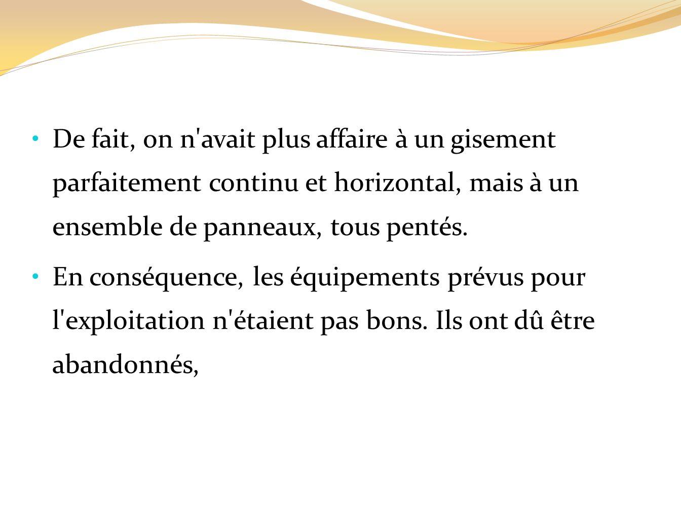 2.3 Risques liés aux méthodes de traitement Il s agit de l ancienne mine de tungstène de Salau, dans les Pyrénées, en France.