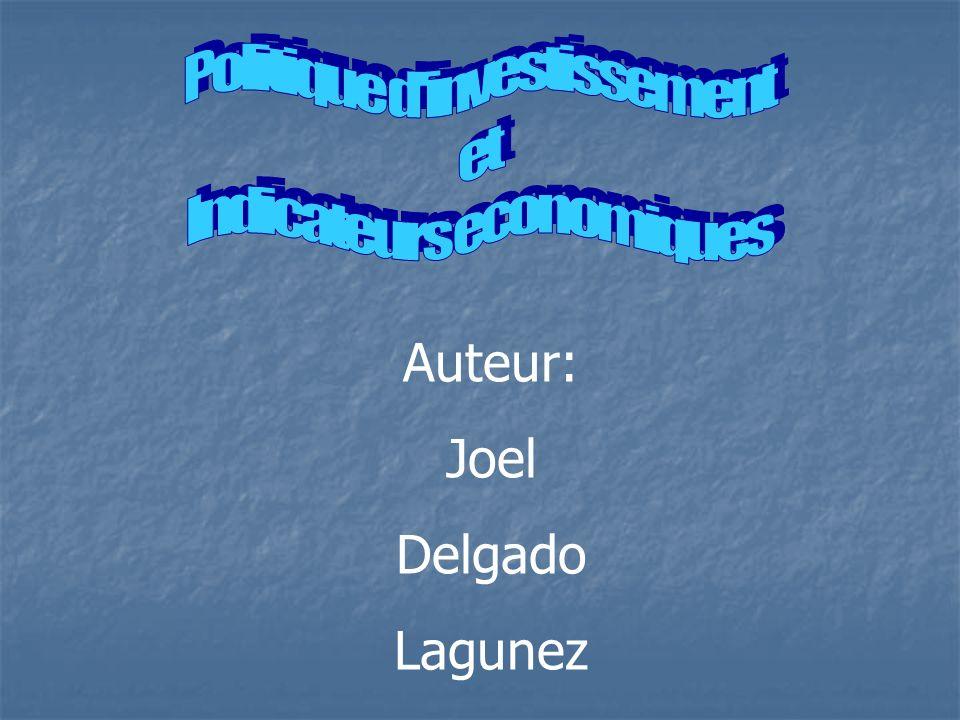 Auteur: Joel Delgado Lagunez