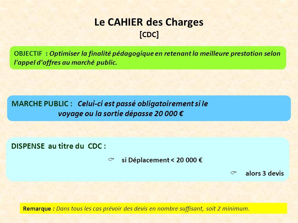 II. cadre administratif et financier Dans la préparation du voyage il convient d'établir 3 documents : Tout déplacement prévu avant décembre de lannée