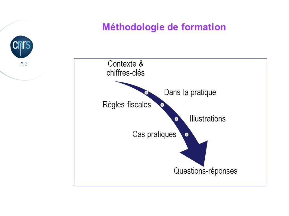 P. 3 Méthodologie de formation