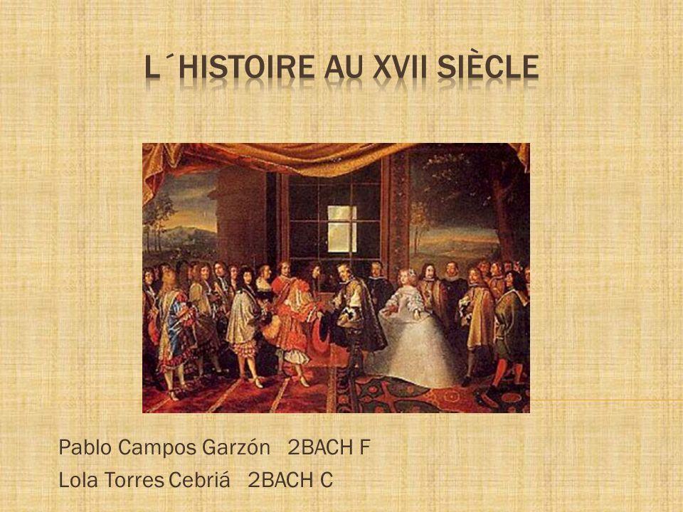 Introduction Les événements en Europe Autres événements Évolutions des recettes et dépenses de la monarchie française de 1600 à 1715 en millions de livres tournois Autres événements Léconomie européenne au XVII° siècle.