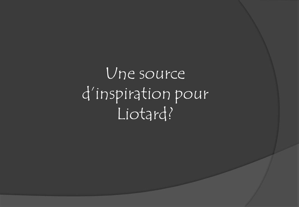 Une source dinspiration pour Liotard?