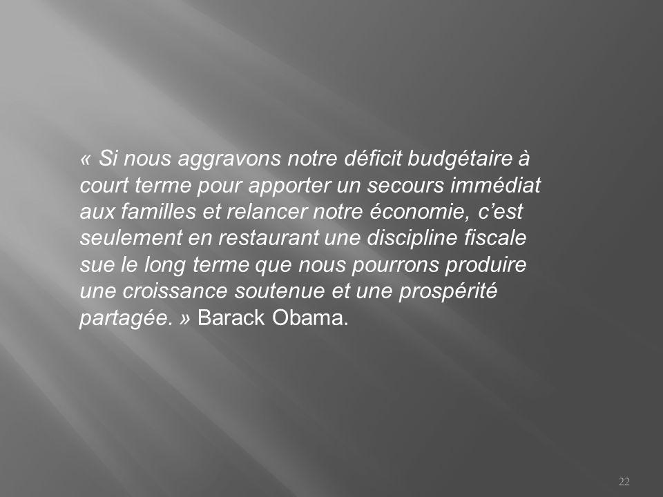 c.Financement du plan de relance Augmentation du déficit public Augmentation des impôts des ménages les plus riches pour financer le système de santé