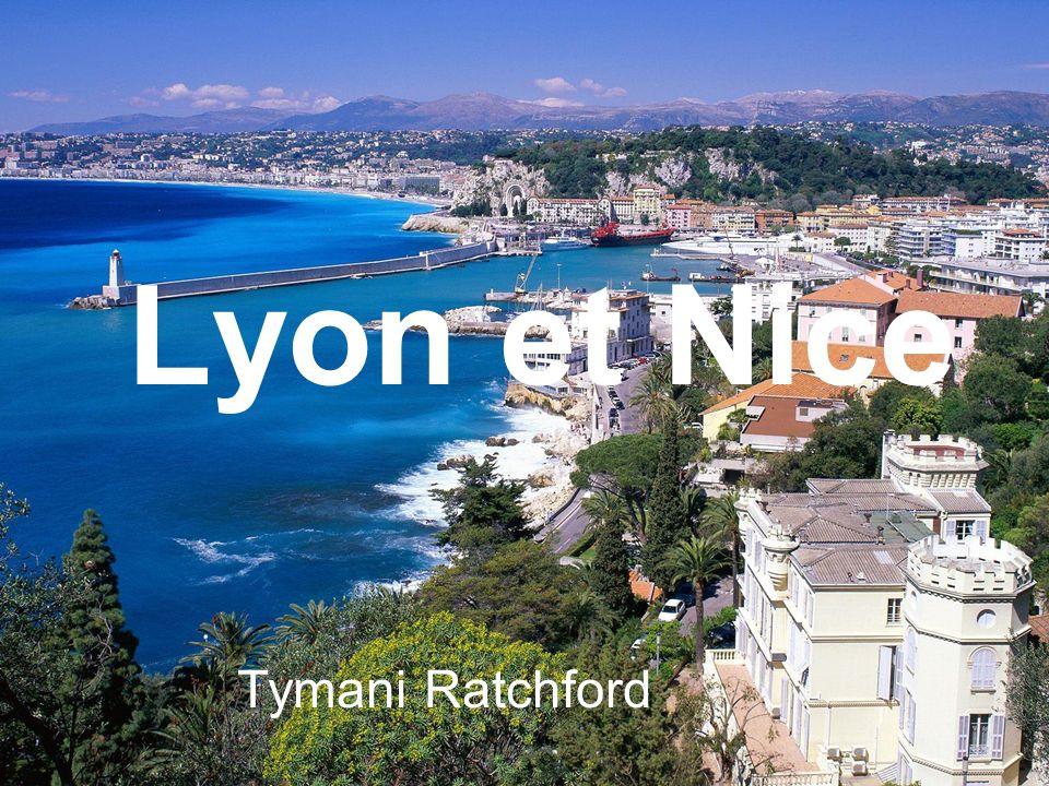 Lyon et Nice Tymani Ratchford