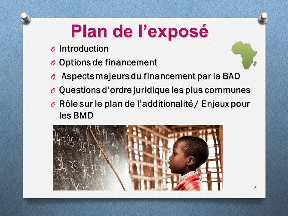 Banques multilatérales de développement 3 Banque africaine de développement Banque asiatique de développement Banque de développement de lAfrique de lEst Groupe de la Banque mondiale ( IDA, BIRD & SFI) Banque Ouest-africaine de développement (BOAD) Banque de développement de lAfrique australe Agence canadienne de développement international (ACDI) Agence canadienne de développement international (ACDI) Département du développement international (DFID) Département du développement international (DFID) CDC CDC DEG DEG Banque européenne dinvestissement Banque européenne dinvestissement KFW KFW Société néerlandaise de financement du développement (FMO) Société néerlandaise de financement du développement (FMO)