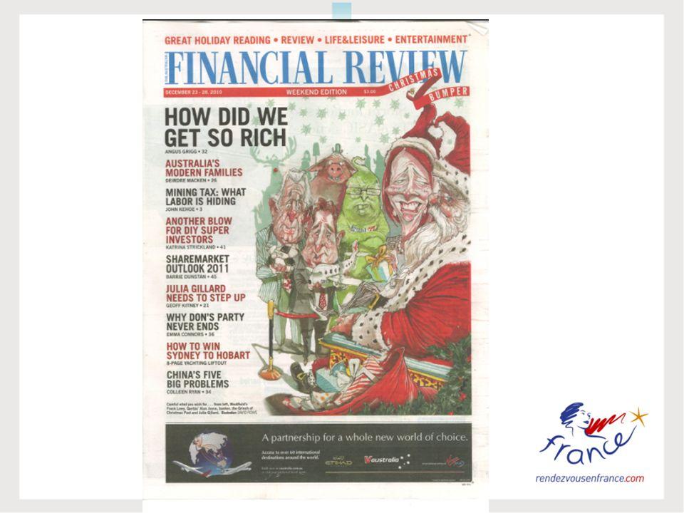 Recettes en devises en France: 650 millions deuros 3 e nation long courrier Source : Banque de France / Balance des paiements 2011
