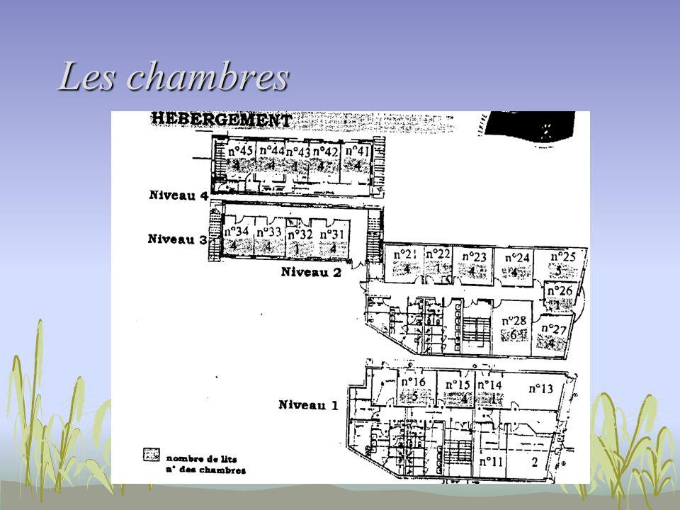 Les moyens matériels 70 lits, 2 salles dactivité, dont une aménagée en salle de jeux et BCD.