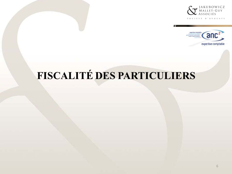 OPERATIONS FINANCIERES INTRA-GROUPES 87