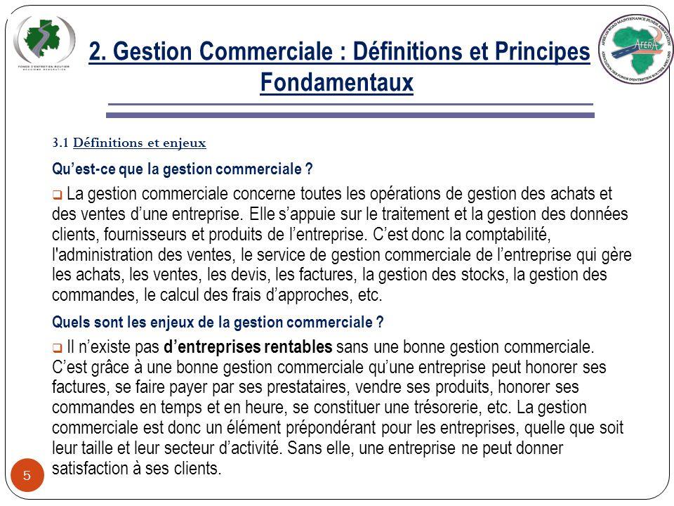 1. Généralités (Suite) 4 La conséquence immédiate qui découle de la mise en place d un FER de 2 ème Génération est la dérogation aux principes générau