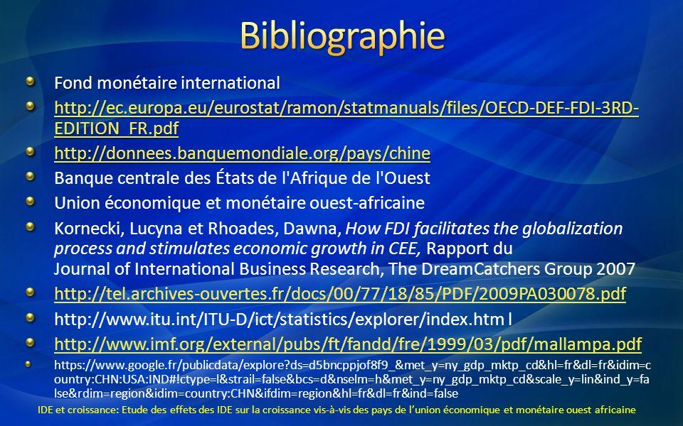 Fond monétaire international http://ec.europa.eu/eurostat/ramon/statmanuals/files/OECD-DEF-FDI-3RD- EDITION_FR.pdf http://ec.europa.eu/eurostat/ramon/
