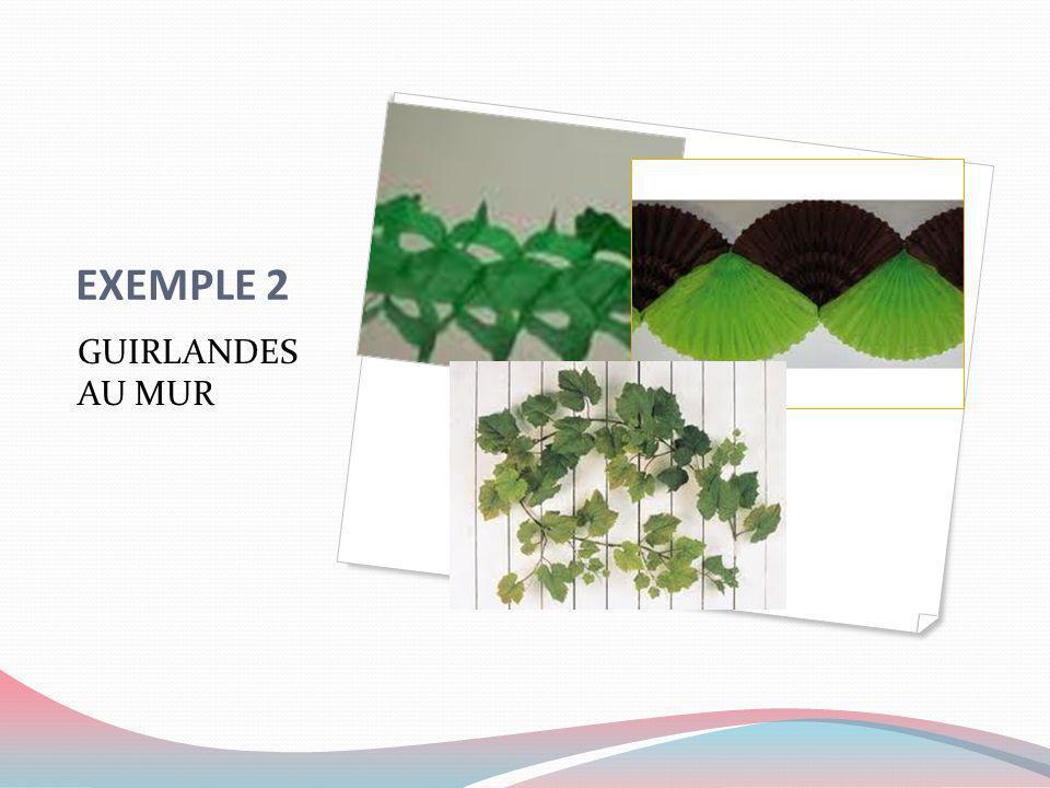 EXEMPLE 3 LA SCENE