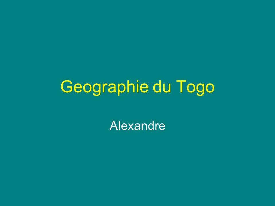 Plan Introduction Situation géographique Relief Végétation Conclusion