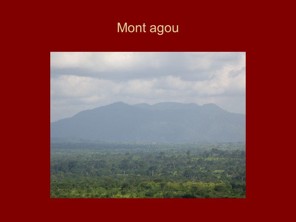 Mont agou