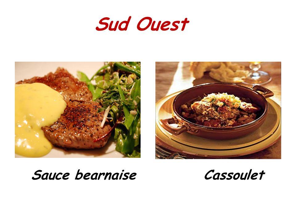 Sud Ouest Sauce bearnaise Cassoulet