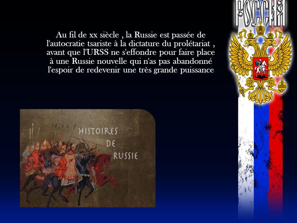Langue officielleRusse Nature de lEtat République fédérale basée sur une démocratie parlementaire.