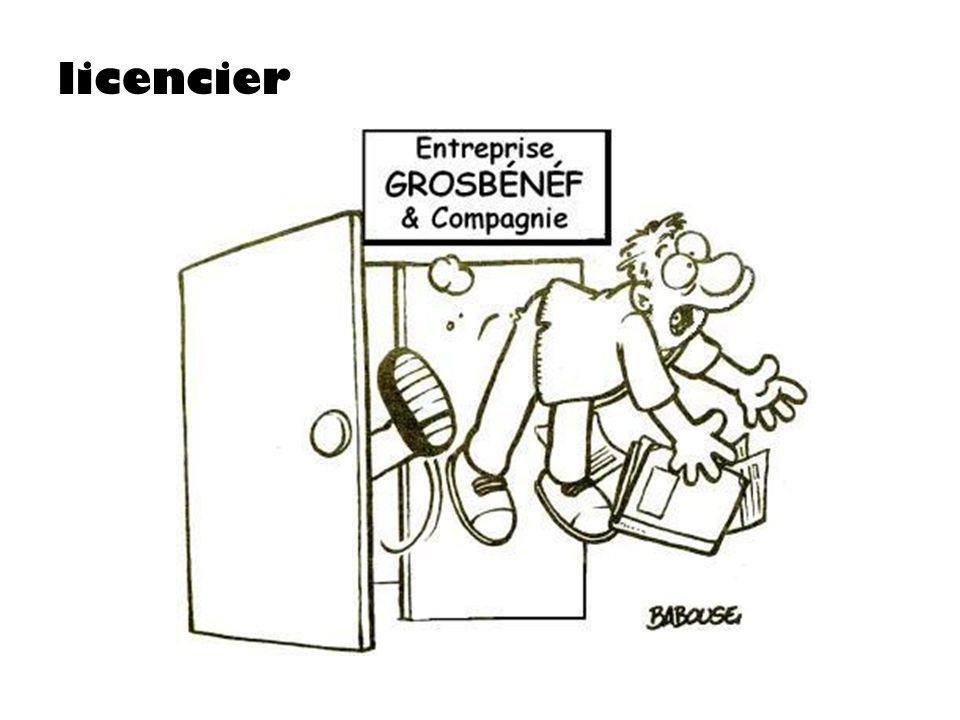 licencier