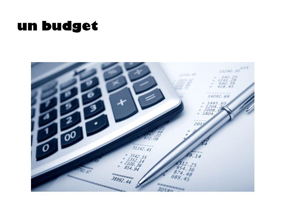 un budget