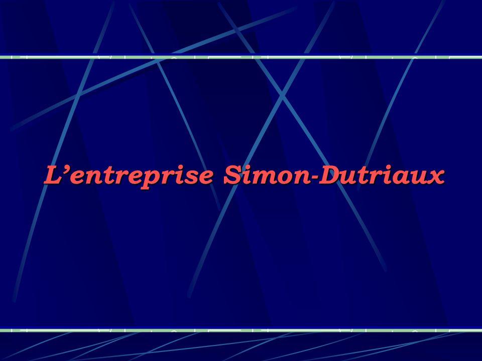 Lentreprise Simon-Dutriaux
