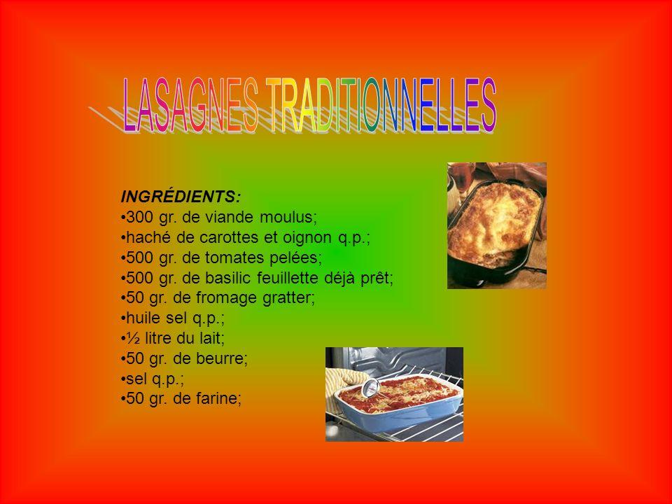 Préparation du ragoûte: dans une marmite versée un petite peut d huile vous allumez le feu et fées frire l haché d oignon et carotte.