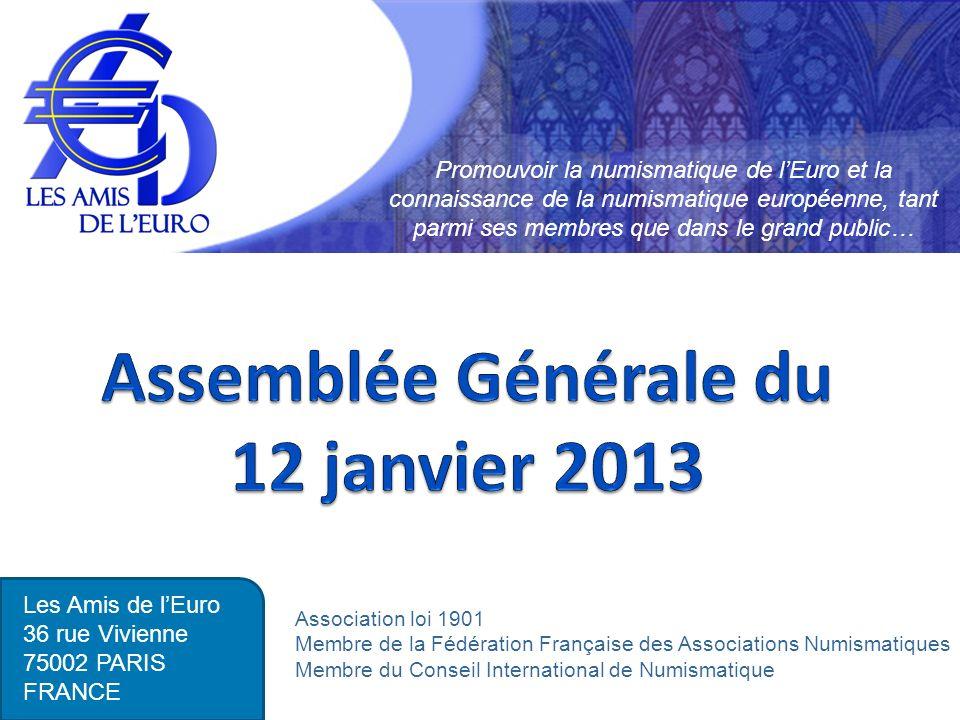 Information : BN Base de données plus à jour du fait de lindisponibilité du bénévole en charge de celle-ci en 2012.