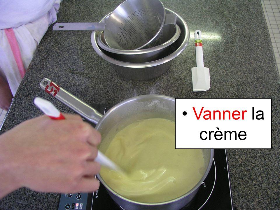 Vanner la crème