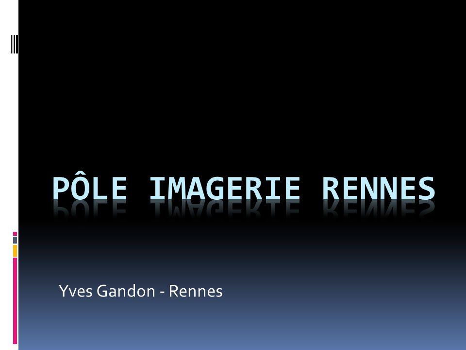 Yves Gandon - Rennes