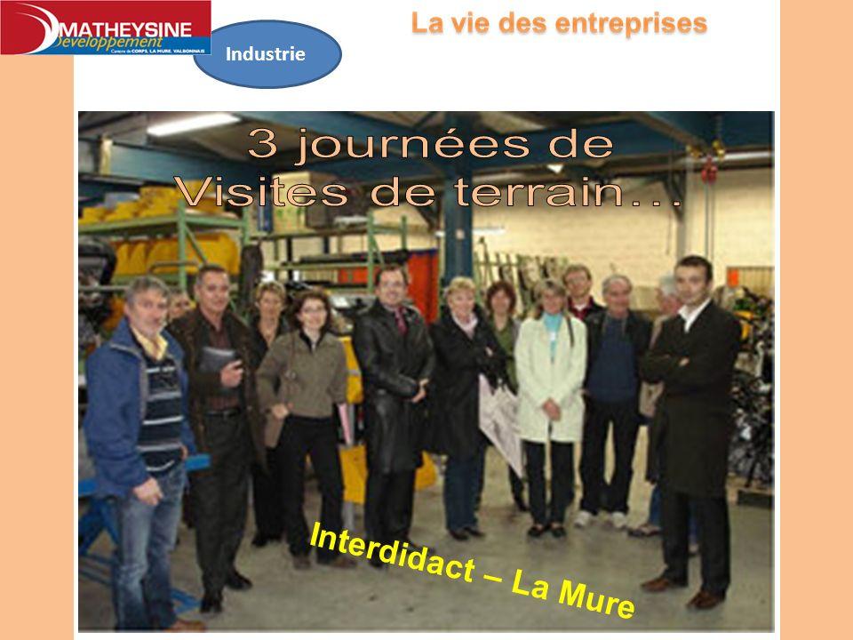 Industrie Interdidact – La Mure