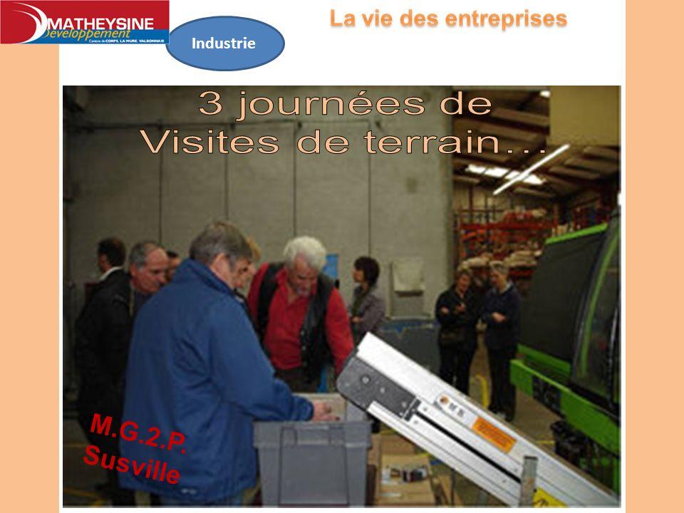 Industrie M.G.2.P.Susville