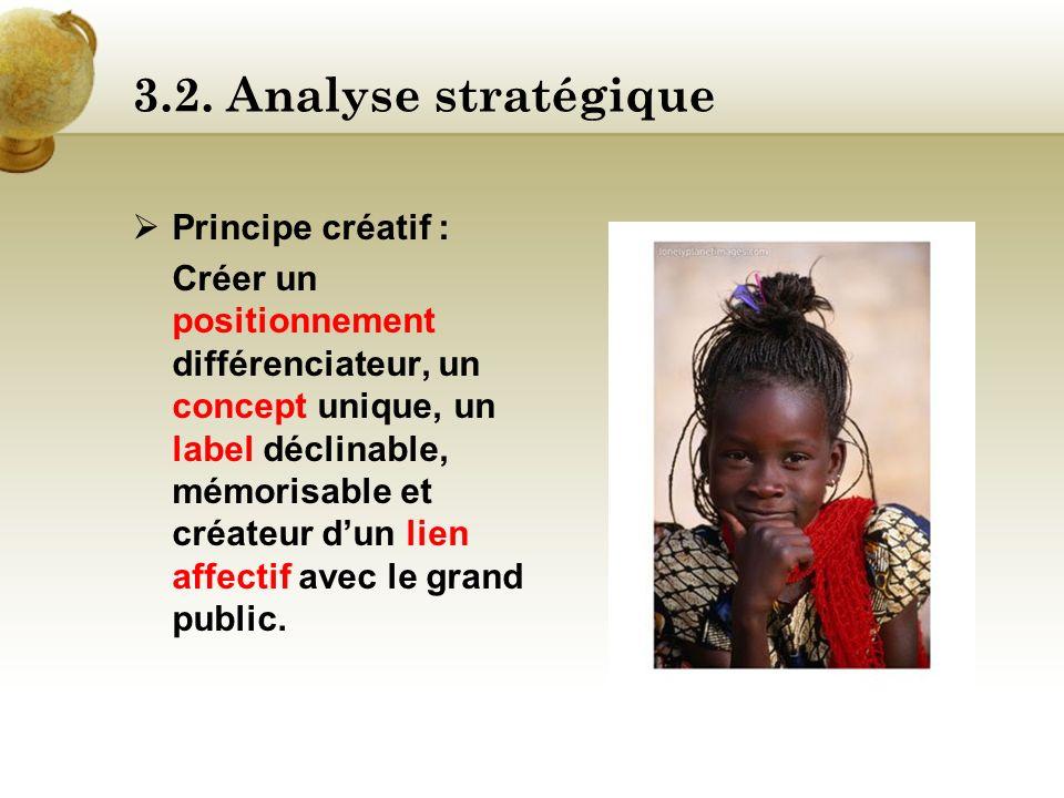 3.1. Contexte actuel Nationalités des touristes : France (60% des nuitées), le continent africain (15%, principalement du tourisme daffaire et de cong