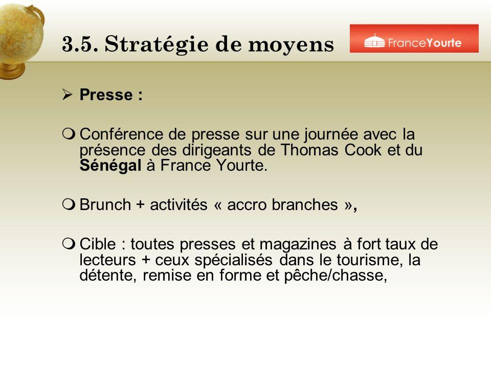 3.5. Stratégie de moyens