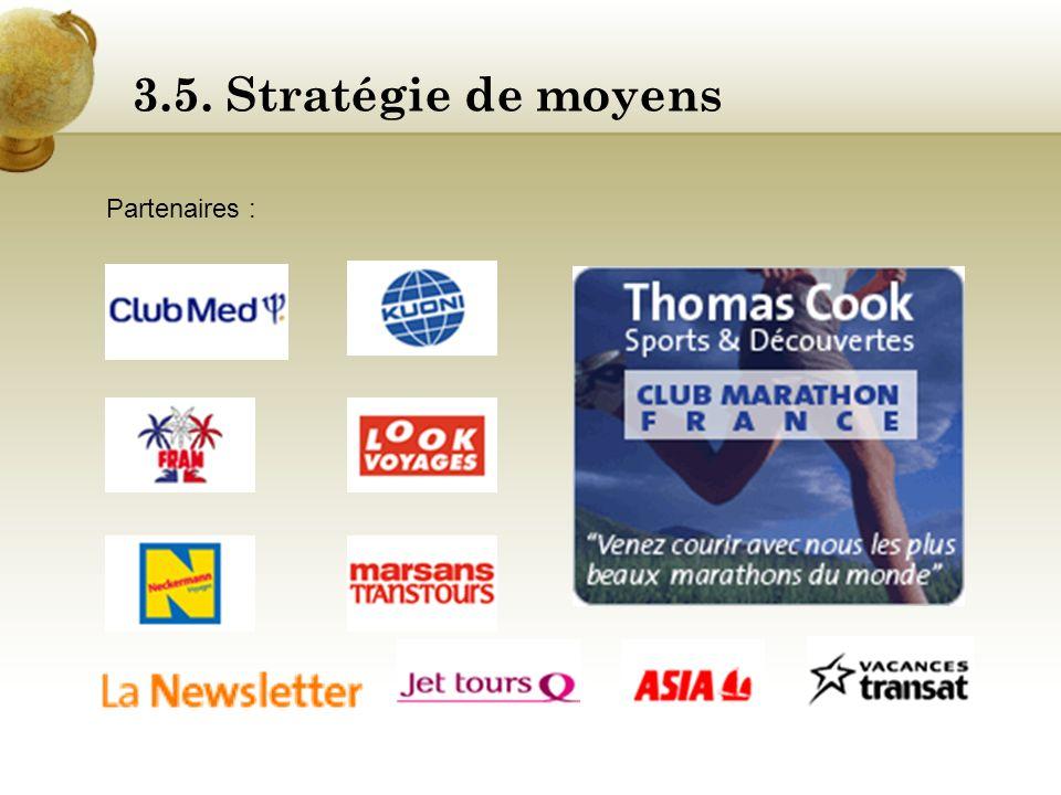 3.5. Stratégie de moyens Site Internet : Après avoir vu flyers/affiches/articles dans la presse, les personnes pourront se connecter sur le site Inter