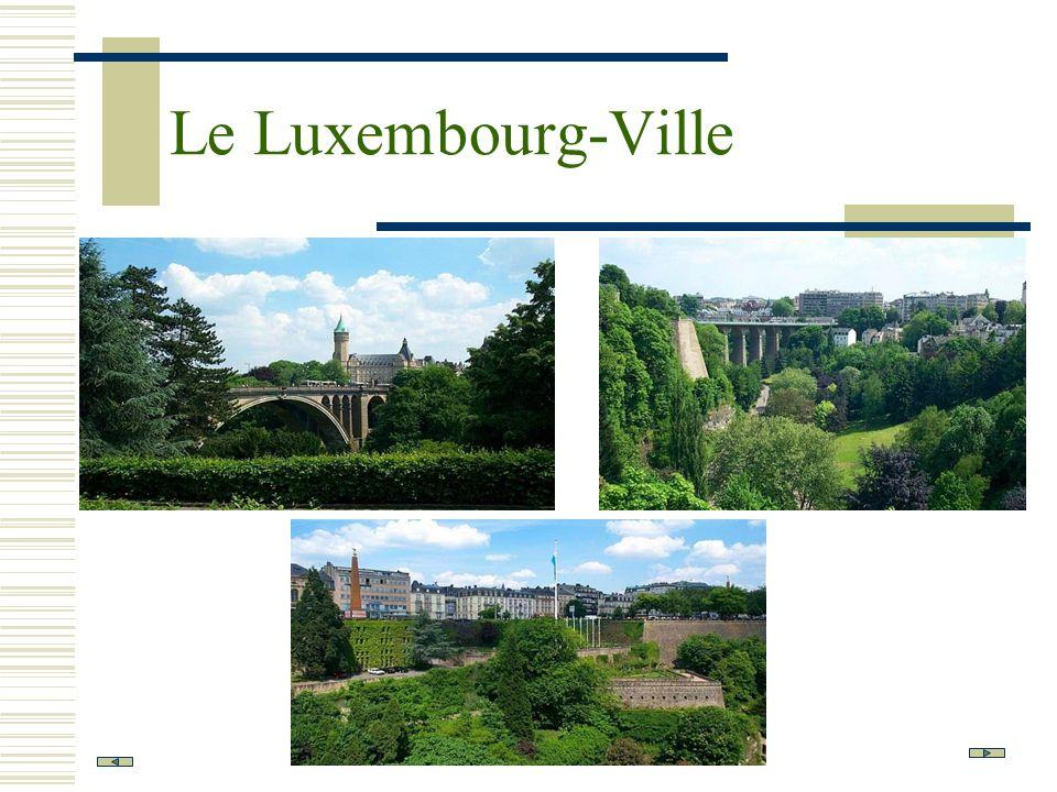 Le Luxembourg-Ville