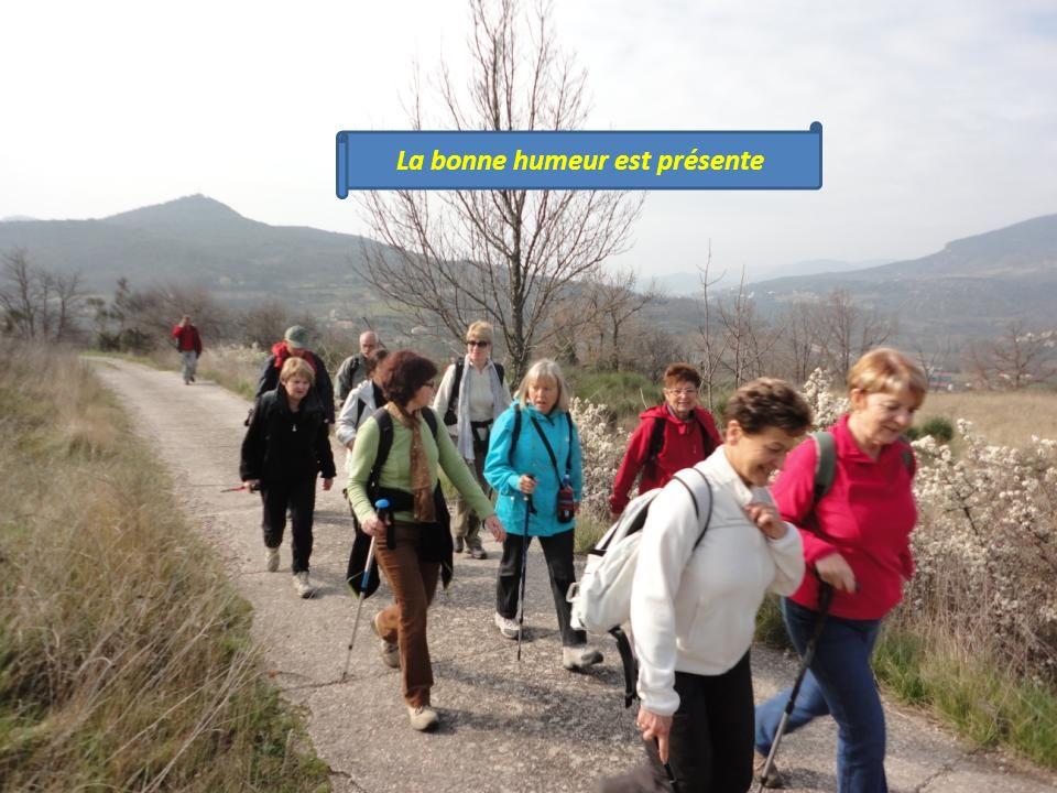 De lherbe… Des fleurs… Des « touristes »…