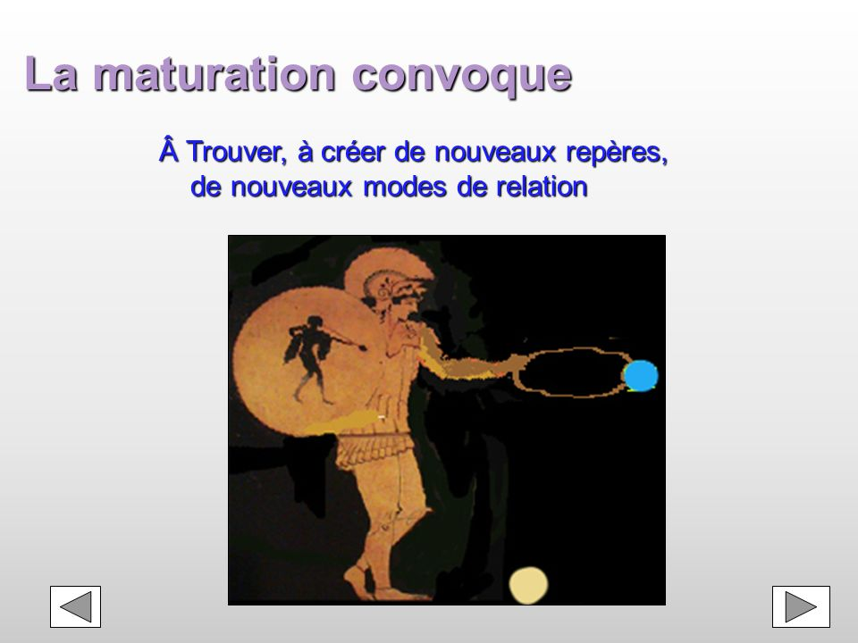 La séparation symbolique inévitable « Se SOUVENIR pour pouvoir OUBLIER » Jean Pierre WINTER La mentalisation qui vise à renouer avec ses souvenirs, à
