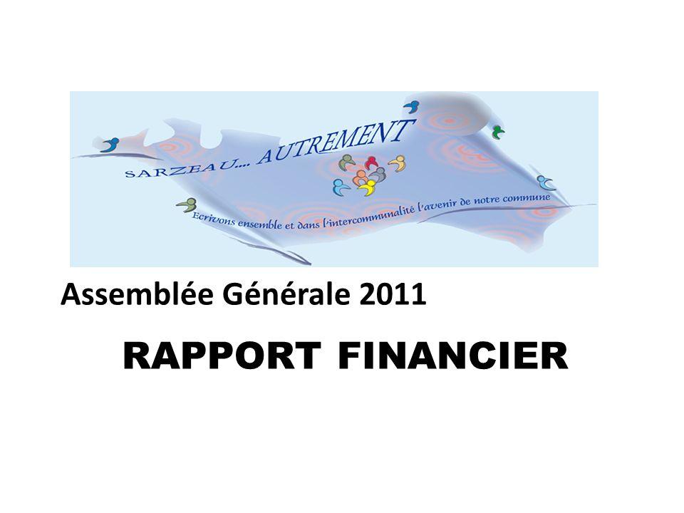 Nos actions en 2011 Francheville SCOT et PLU WE Environnement La communication