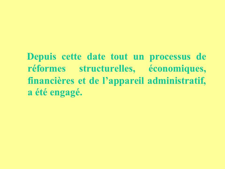 Les facilitations domaniales En 1993, il a été attribué à la République du Mali un terrain de 5 ha 5 ares à Friguiadi, Préfecture de Coyah pour ses opérations de Stockage.