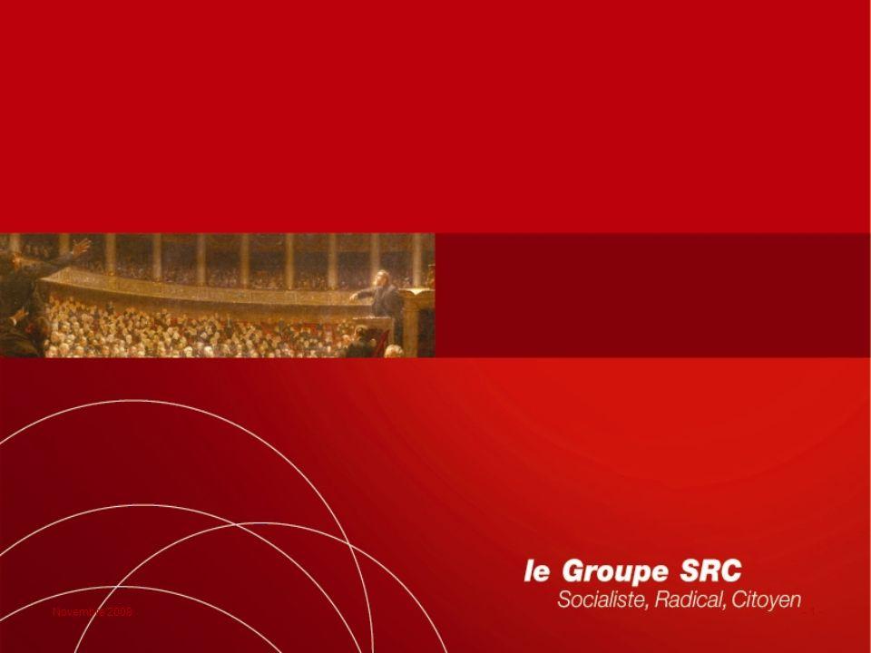 Novembre 2008- 2 - La Télé Sarkophage Réforme de lAudiovisuel