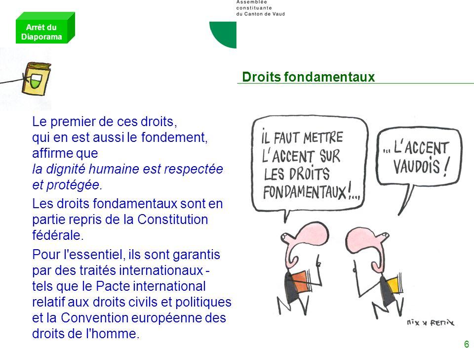 5 Disposition et principes généraux L'Etat a pour buts le bien commun et la cohésion cantonale, l'intégration harmonieuse de chacun au corps social, l