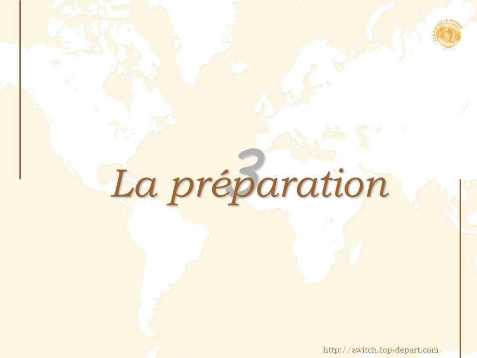 3 La préparation http://switch.top-depart.com