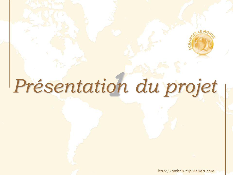 1 Présentation du projet