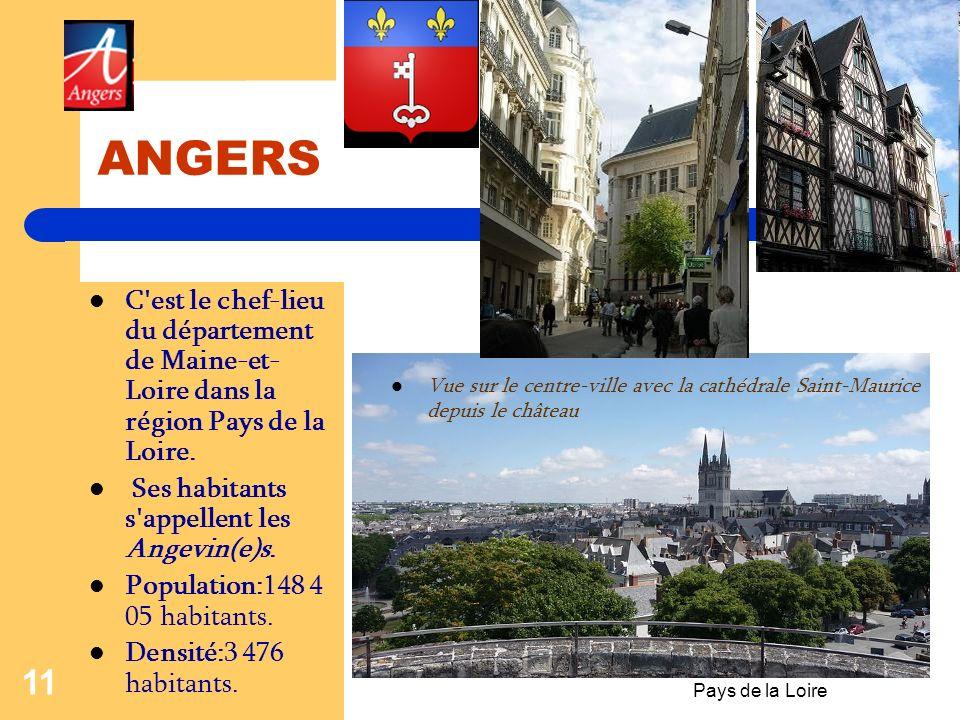 Pays de la Loire 10 Nantes Le Marité amarré au quai Ernest Renaud, à proximité du quai de la Fosse, avec le dôme de l'église Notre-Dame de Bon-Port, l